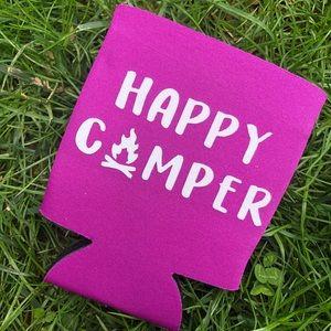 "Cozie ""happy camper"""